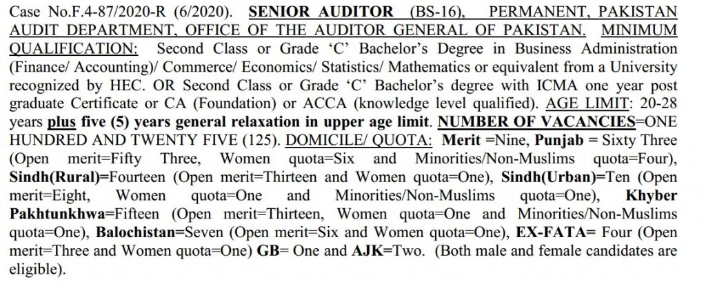 Senior Auditor Jobs 2020