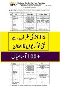 new jobs today advertisement in Pakistan