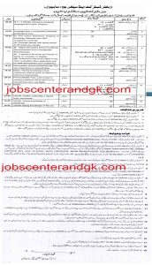 district and session judge sahiwal jobs 2021 advertisement