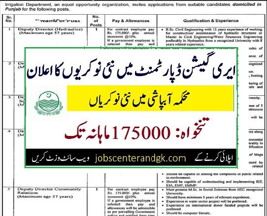 jobs 2021 in Punjab