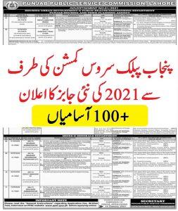 today jobs advertisement ppsc