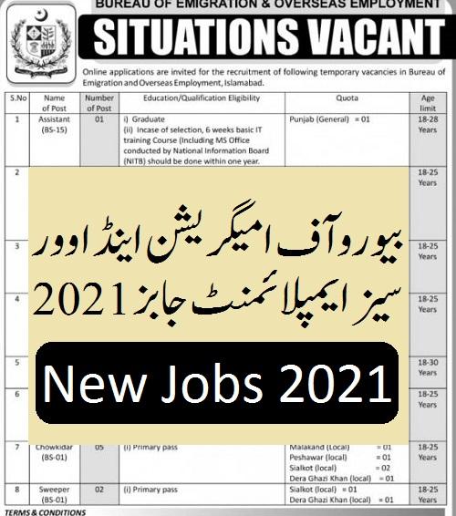 BOEO Jobs 2021