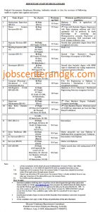 FGEHA Jobs advertisement