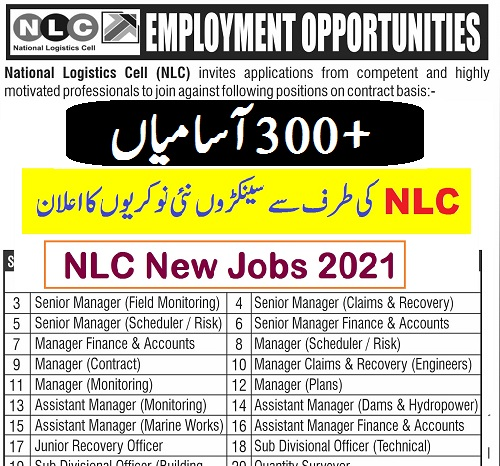 Ltest jobs 2021 advertisement