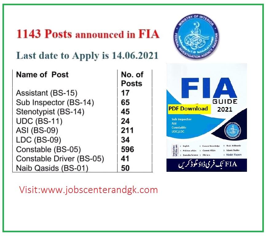 FIA book 2021 PDF