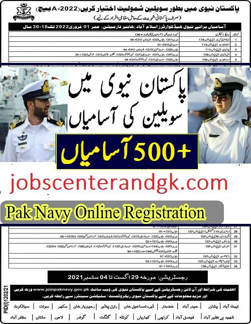 jon pak navy civilian jobs 2021
