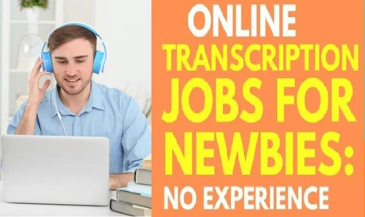 online transcription jobs 2021
